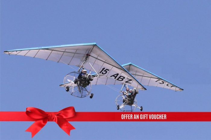 Gift Card microlight cantal